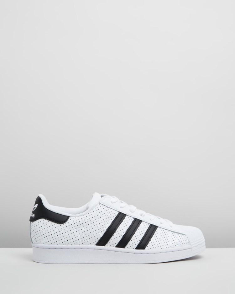 adidas Originals Superstar Unisex Sneakers Cloud White & Core Black