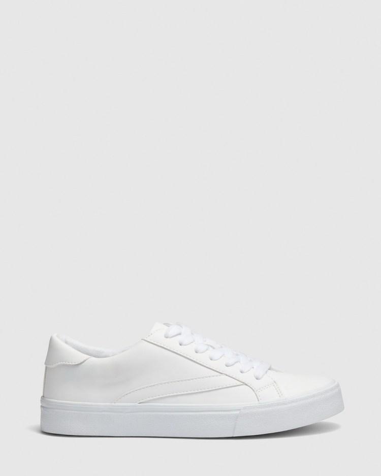 Novo Crecy Sneakers White
