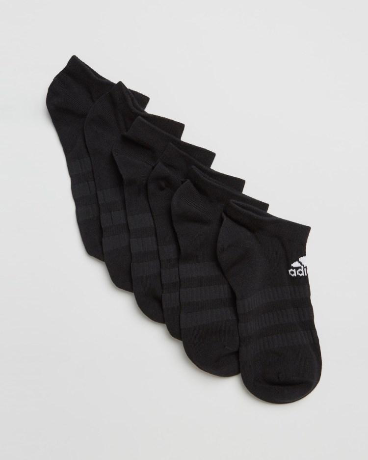 adidas Performance Light Low Socks 3 Pack Ankle Black 3-Pack