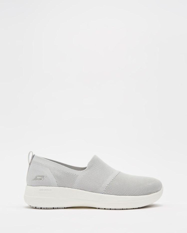 Skechers GOwalk Stability Shoes Women's Walking Grey