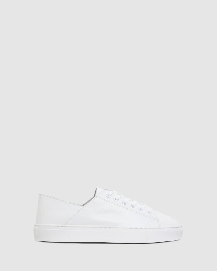 Jane Debster Rialto Lifestyle Sneakers WHITE