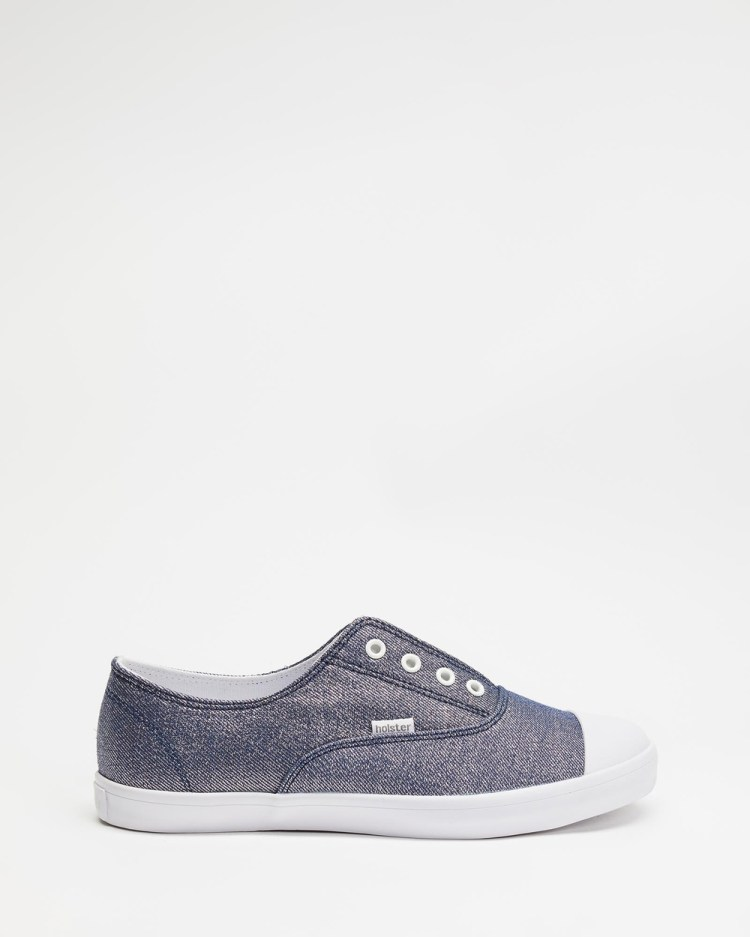 Holster Mila Casual Shoes Midnight Blue