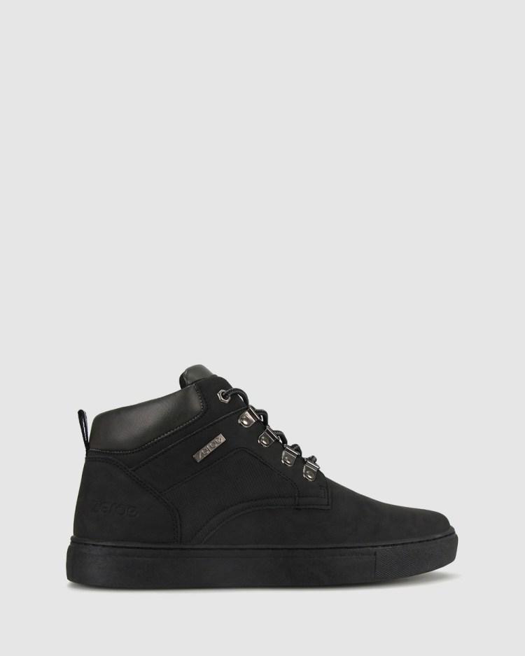 Zeroe Zed Lifestyle Boots Sneakers Black