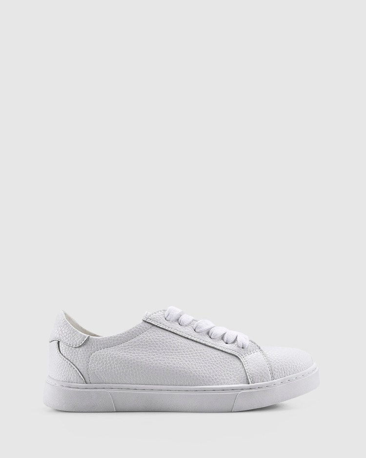 Siren Stanley Casual Shoes White