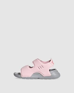 adidas Performance Swim Sandals Pink