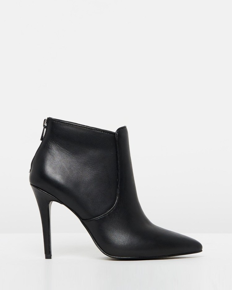 IRIS Footwear Dakota Heels Black