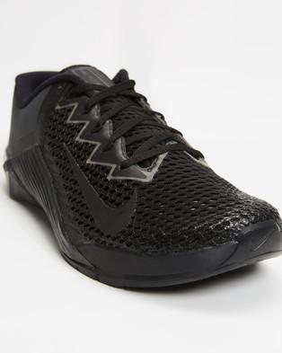 Nike Metcon 6 Men's Training Black & Anthracite