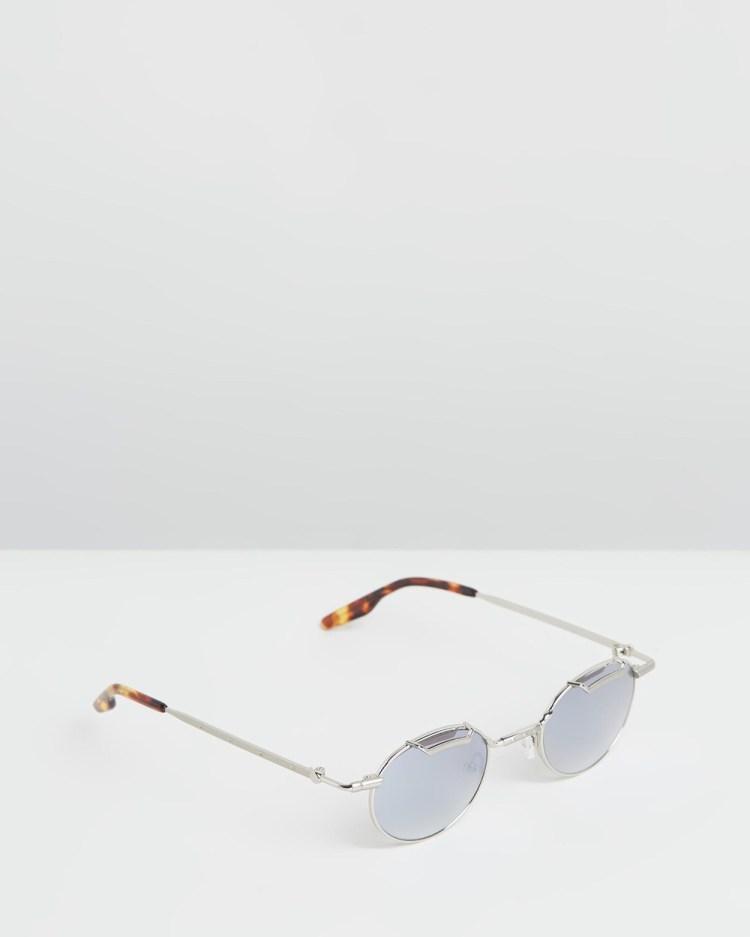 Amber Sceats Joey Glasses Sunglasses Silver