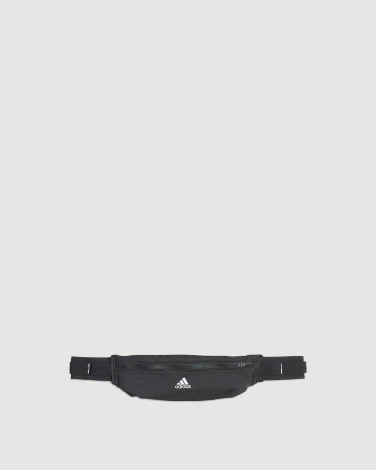 adidas Performance Running Belt Bags Black