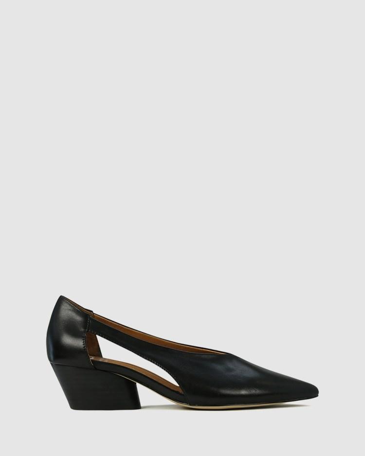 Eos Haily Mid-low heels Black