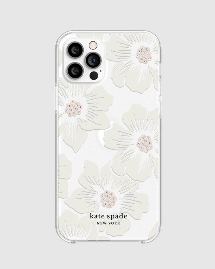 Kate Spade New York Protective Hardshell Case for iPhone 12 & Pro Tech Accessories Multi