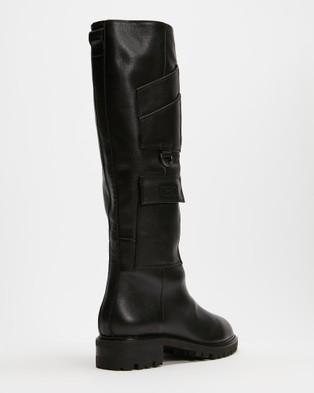 Senso Mikki III Knee-High Boots Ebony