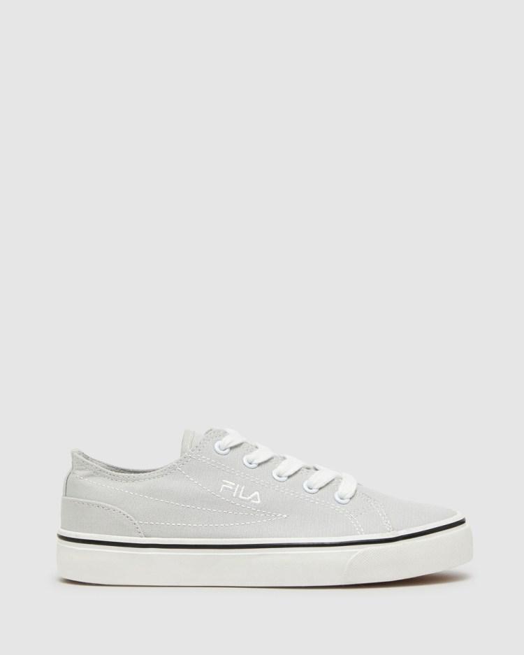Fila FILA Tela Unisex Lifestyle Sneakers Grey