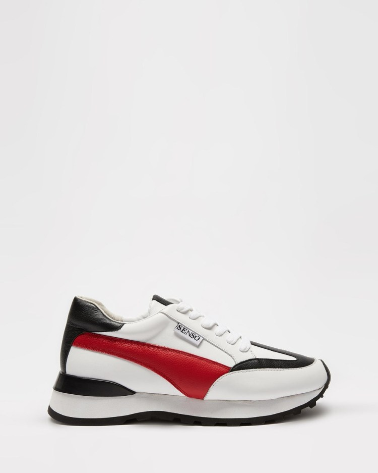 Senso Eason II Sneakers Scarlet