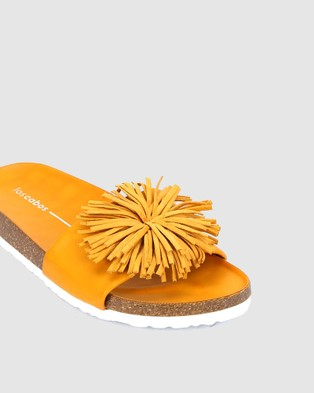 Los Cabos Prime Sandals Yellow