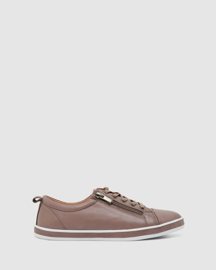 Easy Steps Whisper Lifestyle Sneakers Taupe