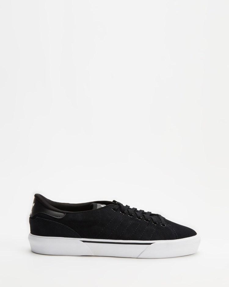 adidas Originals Abaca Unisex Lifestyle Sneakers Black & White