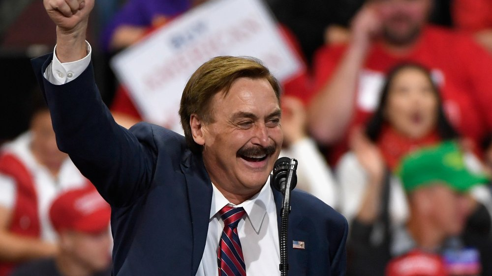 the mypillow guy s net worth is even