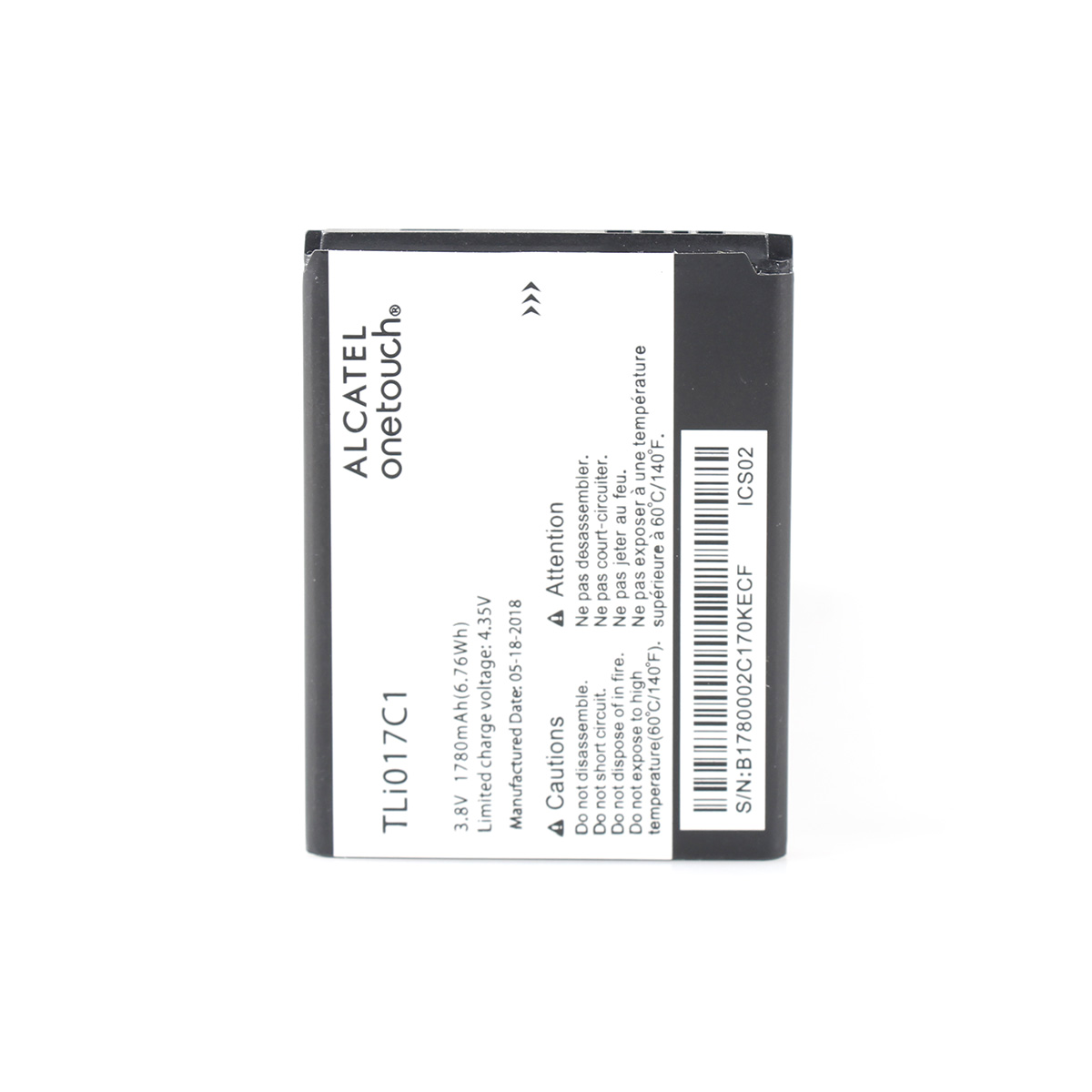 New Original Oem For Alcatel One Touch Cell Phone Battery
