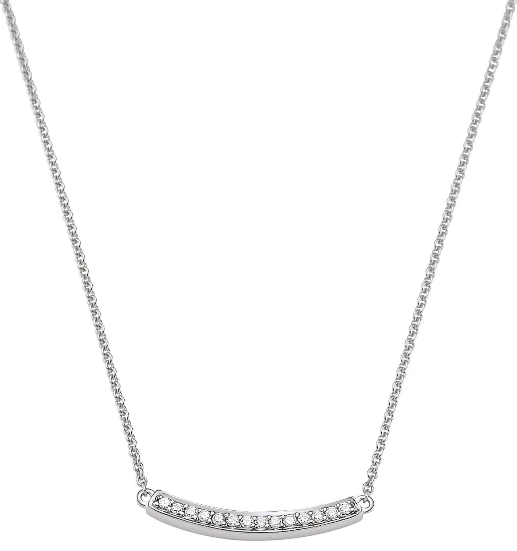 Viventy Silver La S Necklace Uhrcenter