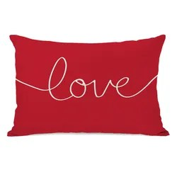 Holiday Love Mix and Match Pillow