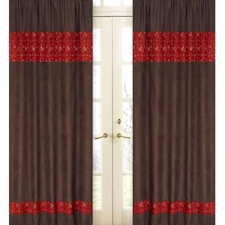 Wild West Cowboy Curtain from Wayfair!
