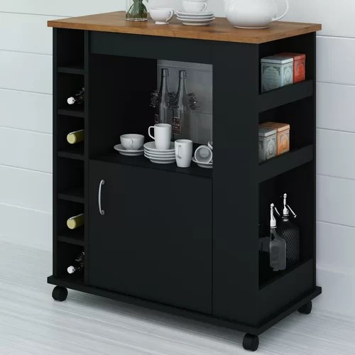 Small Storage Kitchen Cart