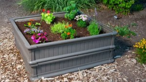 Lifetime 4' X 4' Stackable Raised Garden Bed Kit Reviews