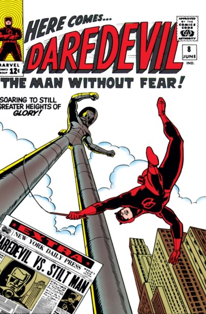Stilt-Man - season 2 of Daredevil on Netflix