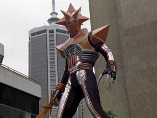Rangers Emperor Gruumm Spd Power