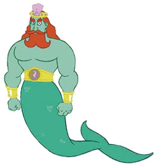king neptune encyclopedia spongebobia the spongebob squarepants