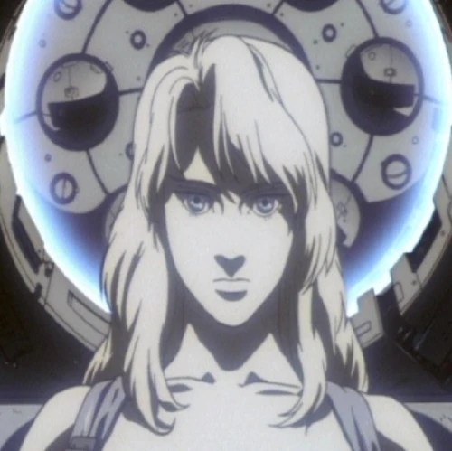 Image result for the puppet master ghost in the shell