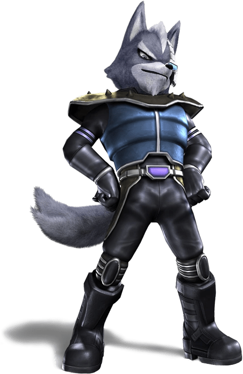 Imagen Wolf Star Fox Assaultpng SmashPedia