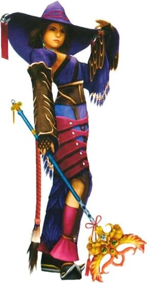 Black Mage Final Fantasy X 2 The Final Fantasy Wiki 10 Years Of Having More Final Fantasy