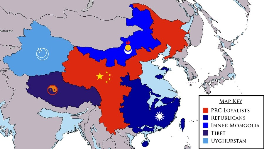 second chinese civil war the second renaissance future
