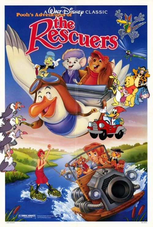Poohs Adventures Of The Rescuers Poohs Adventures Wiki