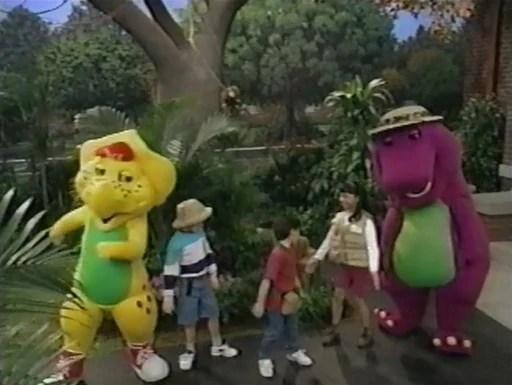 Season 2 Barney Wiki