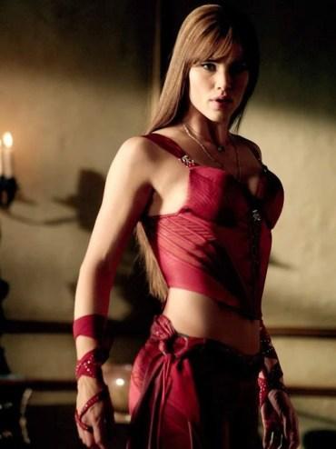 Garner as Elektra
