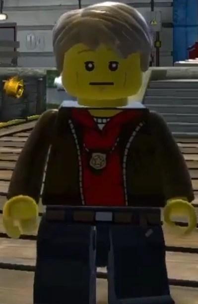 Chase McCain Brickipedia The LEGO Wiki