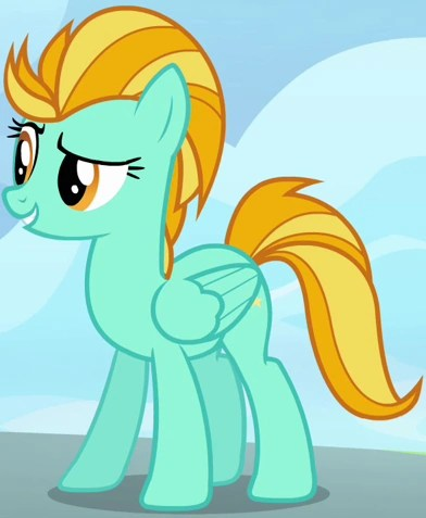 lightning dust my little pony friendship is magic wiki