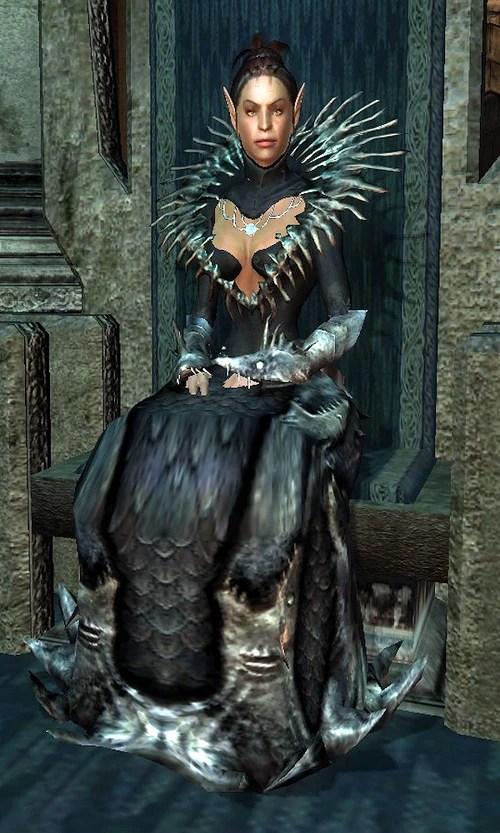 Skyrim Scrolls Online Elder Characters
