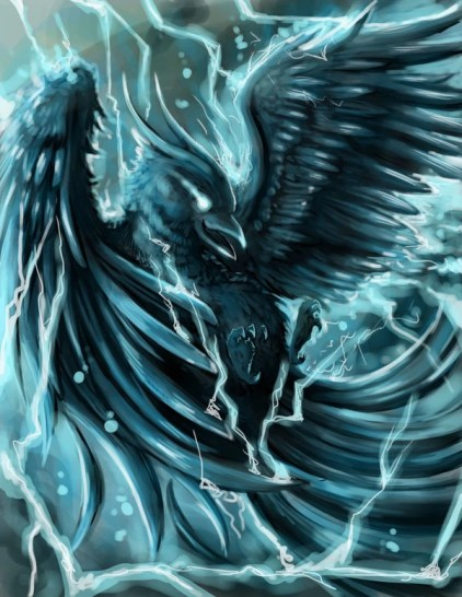 Image result for thunderbird mythology