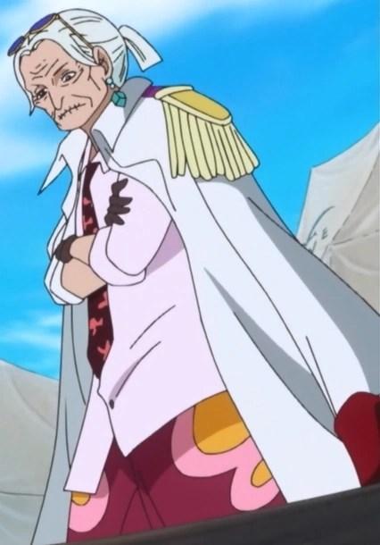 Tsuru The One Piece Wiki Manga Anime Pirates