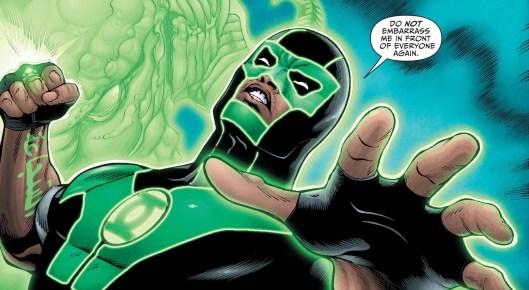 Green Lantern Muslim, Simon Baz