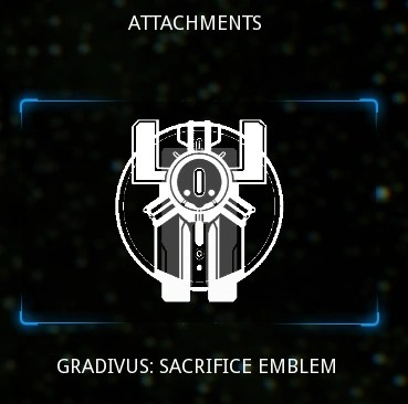Gradivus Sacrifice Emblem WARFRAME Wiki