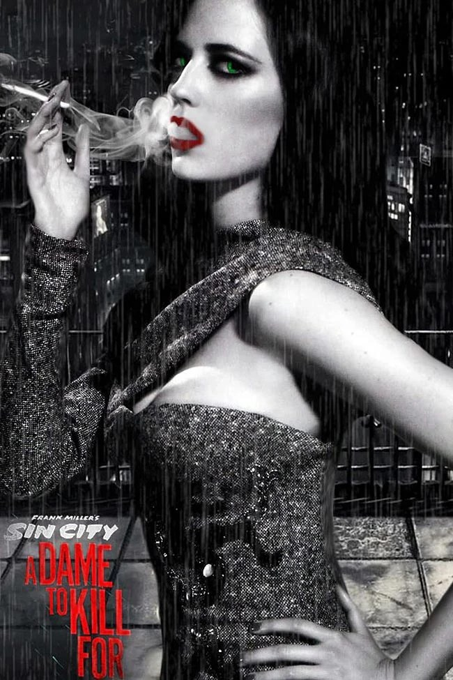 Eva Green Sin City A Dame to Kill For