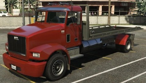 Flatbed GTA Wiki The Grand Theft Auto Wiki GTA IV San Andreas Vice City Cars Vehicles