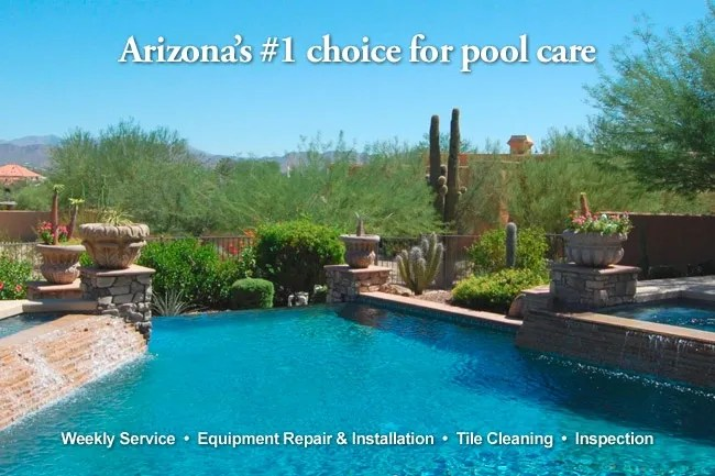 phoenix swimming pool service repair