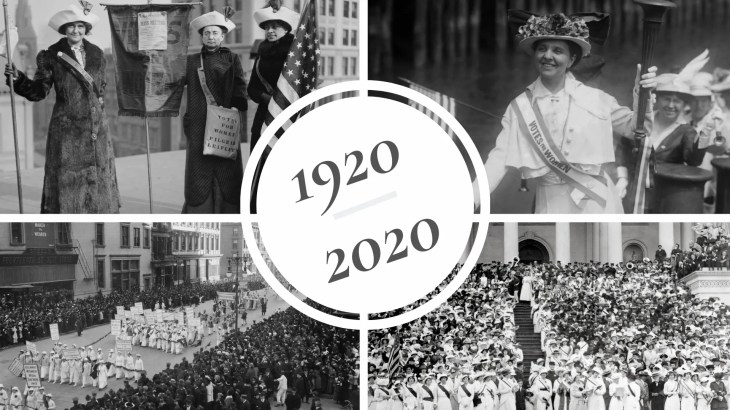 Florida Women's Suffrage Centennial - Home