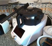 monsieur cuisine 3d models to print